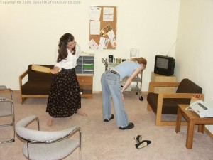 Not everyone understands it, but there are many girls who cannot only take a hard spanking, but come to us asking for it.